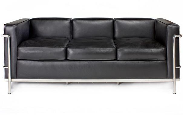 Le corbusier sofa 3 seaterLe Petit Confort 3-Seater Sofa