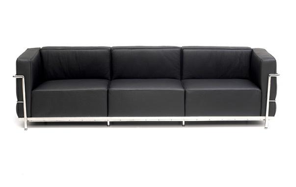 Le grand confort 3s 001Le Grand Confort 3-Seater Sofa