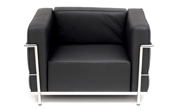 Le grand confort chair 001LC3 Le Grand Confort Arm Chair