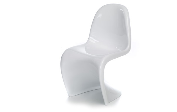 Panton chair 001Panton Style Chair