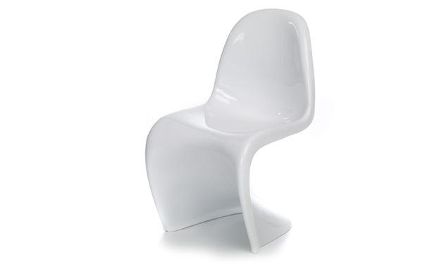 Photograph of Panton Style Chair