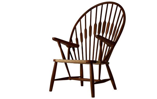 Peacock chair hans wegnerPeacock chair