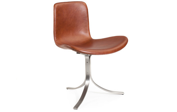Photograph of Poul Kjærholm Style PK9 Dining Chair