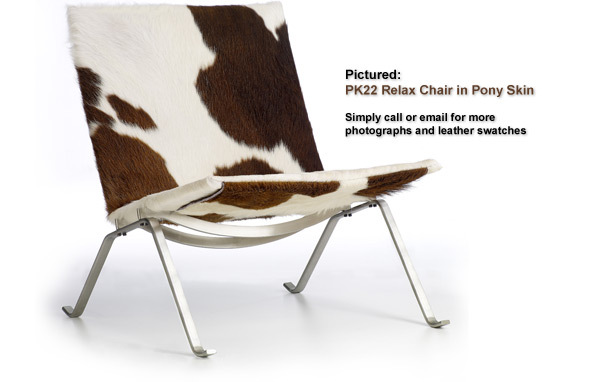 Photograph of PK22 Easy Chair