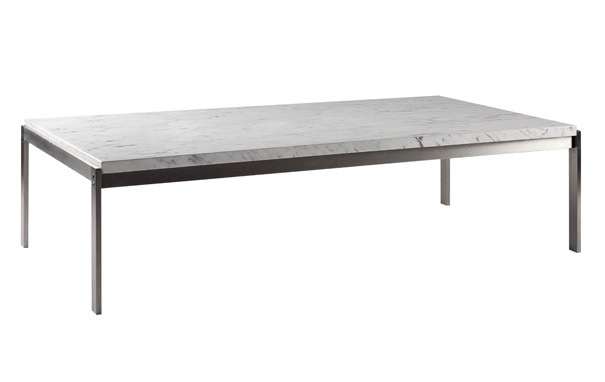 Photograph of PK63 Marble Coffee Table