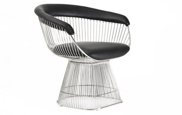 Platner dining chairWarren Platner Style Dining Chair