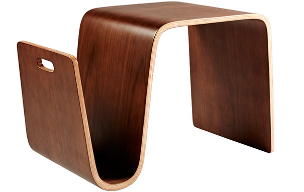 Photograph of Curve Side Table