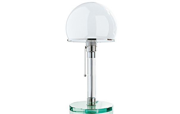 Photograph of Wagenfeld 24 Table Lamp
