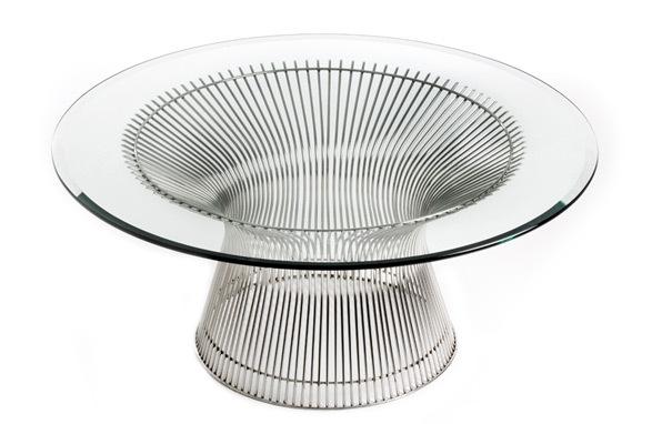 Warren platner coffee tableWarren Platner Coffee Table