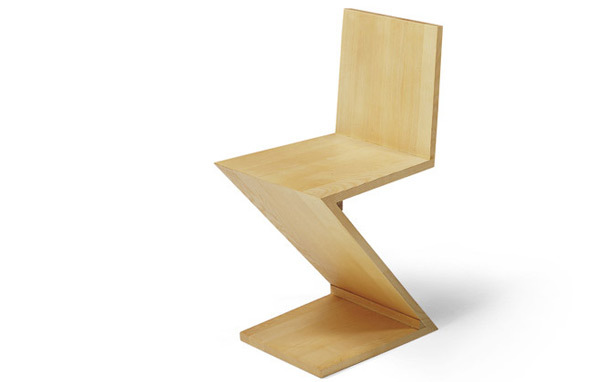 Photograph of Zig Zag Chair